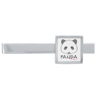 パンダの夢みる人 シルバー タイバー
