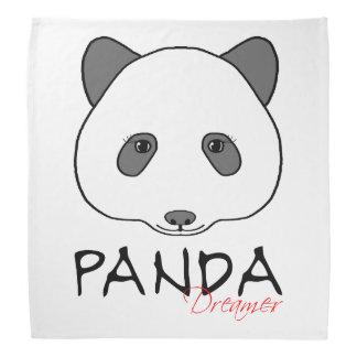 パンダの夢みる人 バンダナ