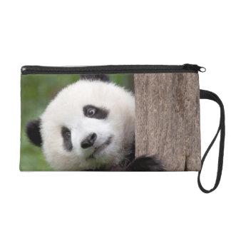 パンダの幼いこどもの絵画 リストレット