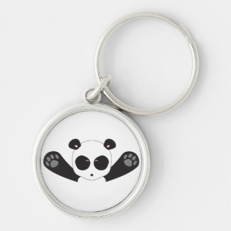 パンダの抱擁 キーホルダー