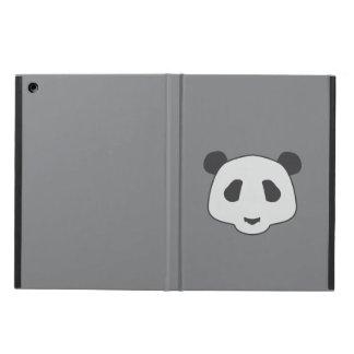 パンダの灰色のipadの箱 iPad airケース