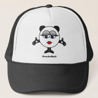 パンダの球 キャップ
