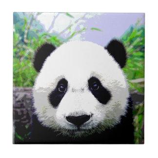 パンダの目 タイル