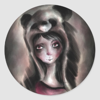 パンダの目 ラウンドシール