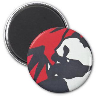 パンダの磁石 マグネット