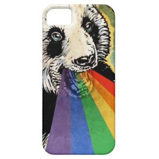 パンダの虹 iPhone SE/5/5s ケース