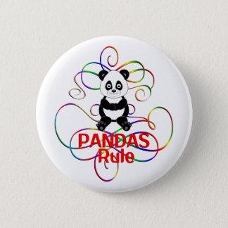 パンダの規則 缶バッジ