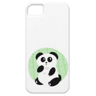 パンダの電話箱 iPhone SE/5/5s ケース