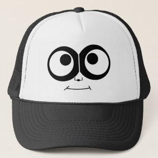 パンダの顔 キャップ