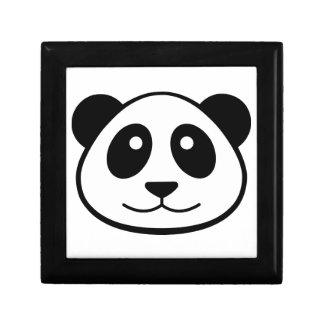 パンダの顔 ギフトボックス