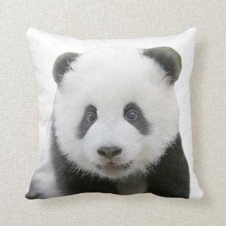 パンダの顔 クッション