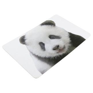 パンダの顔 フロアマット