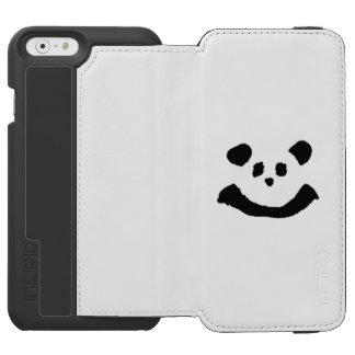パンダの顔 INCIPIO WATSON™ iPhone 6 財布ケース