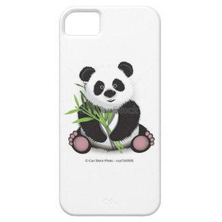 パンダのiphone 5の場合 iPhone SE/5/5s ケース
