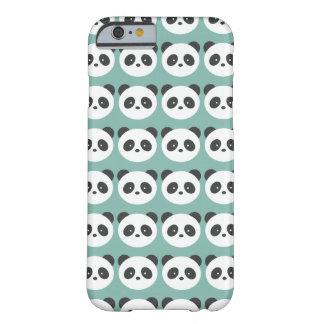 パンダパターン BARELY THERE iPhone 6 ケース