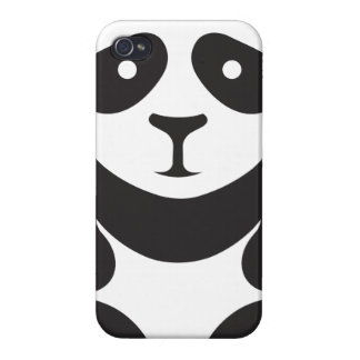 パンダ2のiphone 4ケース iPhone 4/4Sケース