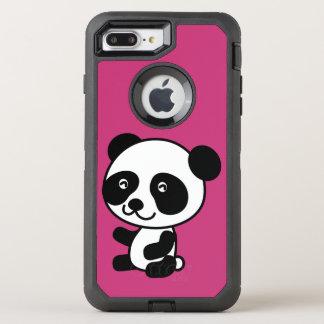 パンダ、オッターボックスの場合 オッターボックスディフェンダーiPhone 8 PLUS/7 PLUSケース