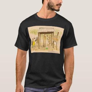 パンダ、カエル、カンガルーは、1つのアイコンに番号を付けます Tシャツ