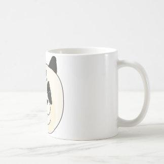 パンダ コーヒーマグカップ