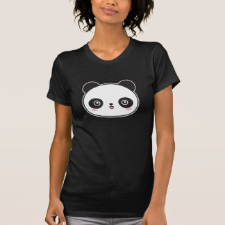 パンダ(ステッカーのスタイル) Tシャツ