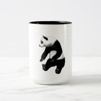 パンダ ツートーンマグカップ
