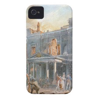 パンテオン、Willia著火の後の朝 Case-Mate iPhone 4 ケース