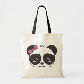 パンドラの愛らしいパンダ トートバッグ