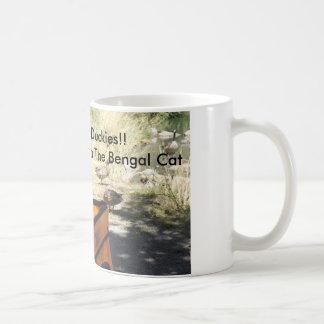 パンドラベンガルDuckieのマグ コーヒーマグカップ