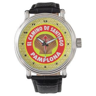 パンプロナ 腕時計