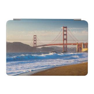パン屋のビーチからのゴールデンゲートブリッジ iPad MINIカバー