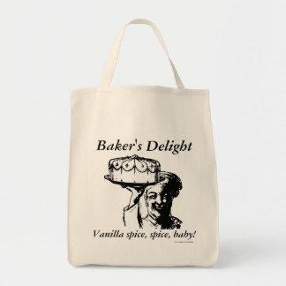 パン屋の歓喜のトートバック トートバッグ