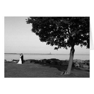 パン屋B&Wの結婚式の写真 カード