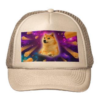 パン-総督- shibe -宇宙- wow総督 メッシュ帽子