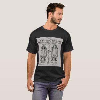パーキンズのパテントの上昇の管状のランタンのワイシャツの寄宿生 Tシャツ