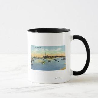 パーキンズの入江の眺め マグカップ