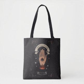 パーシバルの墓魔法手のグラフィック トートバッグ