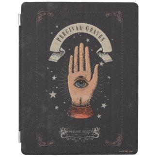 パーシバルの墓魔法手のグラフィック iPadスマートカバー
