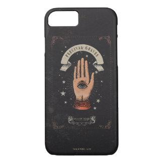 パーシバルの墓魔法手のグラフィック iPhone 8/7ケース