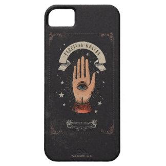 パーシバルの墓魔法手のグラフィック iPhone SE/5/5s ケース