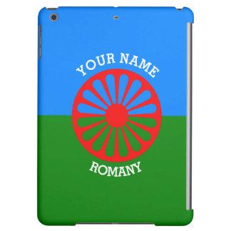 パーソナライズされたな公式のRomanyのジプシーの旅行者の旗