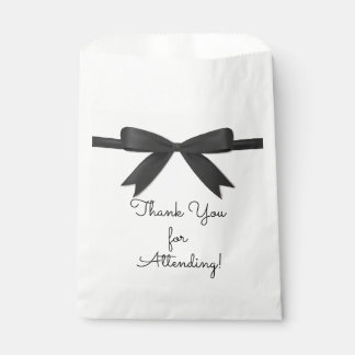 パーティの記念品のバッグありがとう フェイバーバッグ