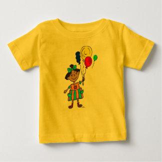 パーティガール ベビーTシャツ