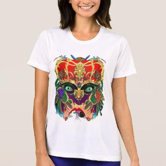パーティーのコンボのバッカスの仮面舞踏会のドラゴン王 Tシャツ
