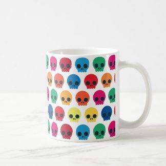 パーティーのスカル コーヒーマグカップ