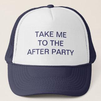 パーティーのトラック運転手の帽子の後 キャップ
