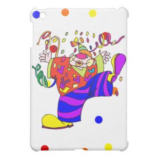 パーティーのピエロ iPad MINIカバー