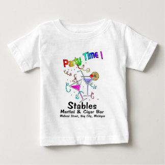 パーティーの時間 ベビーTシャツ