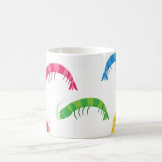パーティーの車海老 コーヒーマグカップ