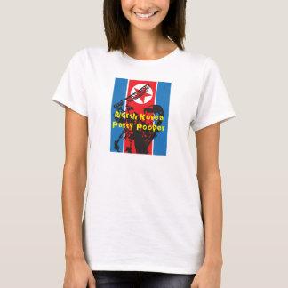 パーティーのpooper tシャツ