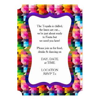 パーティープリズムHHMパーティの招待状 カード